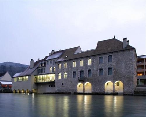 Location de gîte Lac Saint Point : à découvrir dans la région le musée Gustave Courbet