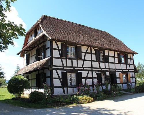 Location de gîte Lac Saint Point vacances dans le haut Doubs : à découvrir dans la région le musée des Maisons Comtoises